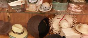 Das Mini-Hut-Museum bei Hut-Weber