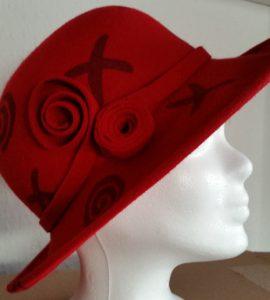 Der neue rote Hut